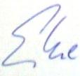 Elke Unterschrift