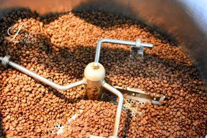 Kaffeerösterei - Sieb