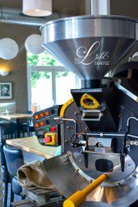 Kaffeerösterei Oranien-Nassau - Röstmaschine